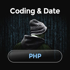[Coding And Data] PHP